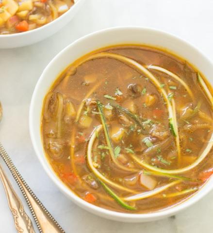 zucchini noodle